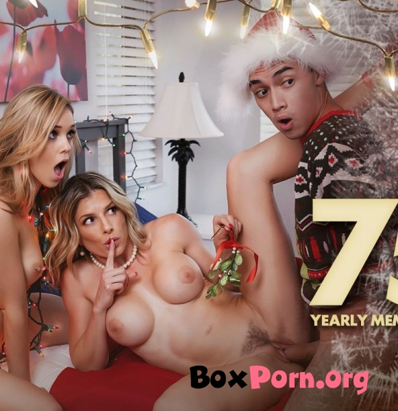 Keep The Xmas Lights Tied On - Cory Chase, Kali Roses (25.12.2018 | HD | Realitykings)