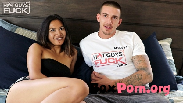 Big Dick Tatted Stud John Murphy FUCKS Asian Teen Tina Torres - Tina Torres (2018 | HD | HotGuysFuck)