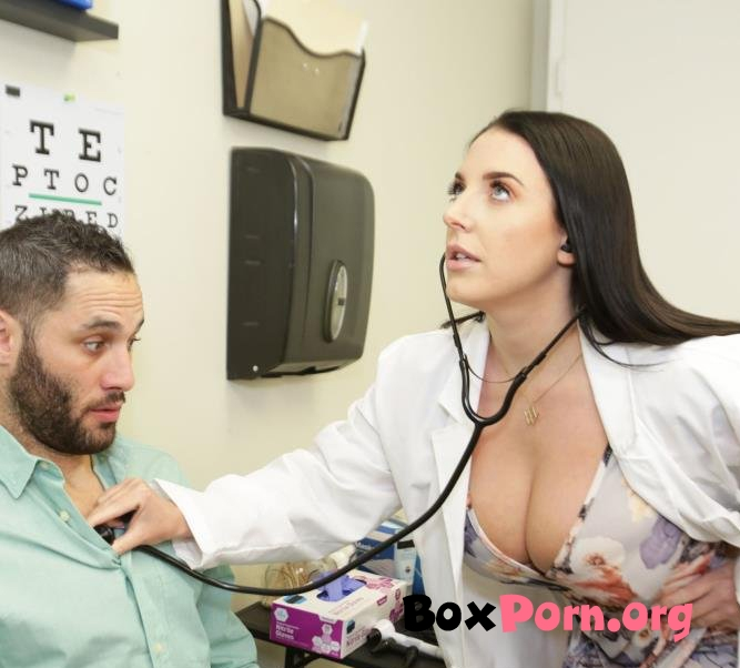 Angela White Is A Hot Doctor That Cures Her Patients Erectile Dysfunction - Angela White (07.03.2019 | FullHD | BangTrickery, Bang)