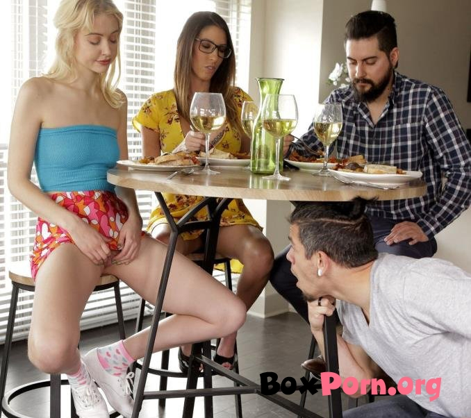 Fucking With Brother - Chloe Cherry, Dava Foxx (27.03.2019 | FullHD | MyFamilyPies)