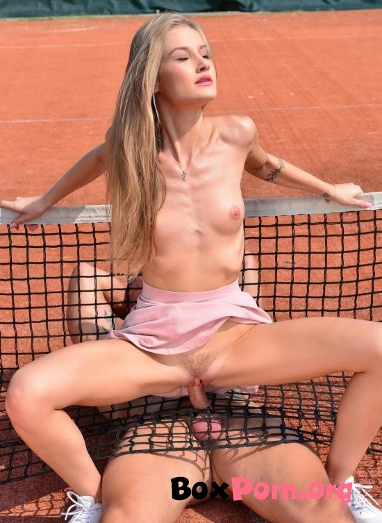 Hardcore Fucking On The Tennis Court Gives Tiffany Tatum Chills Of Pleasure GP580 - Tiffany Tatum (2019 | HD | LegalPorno)