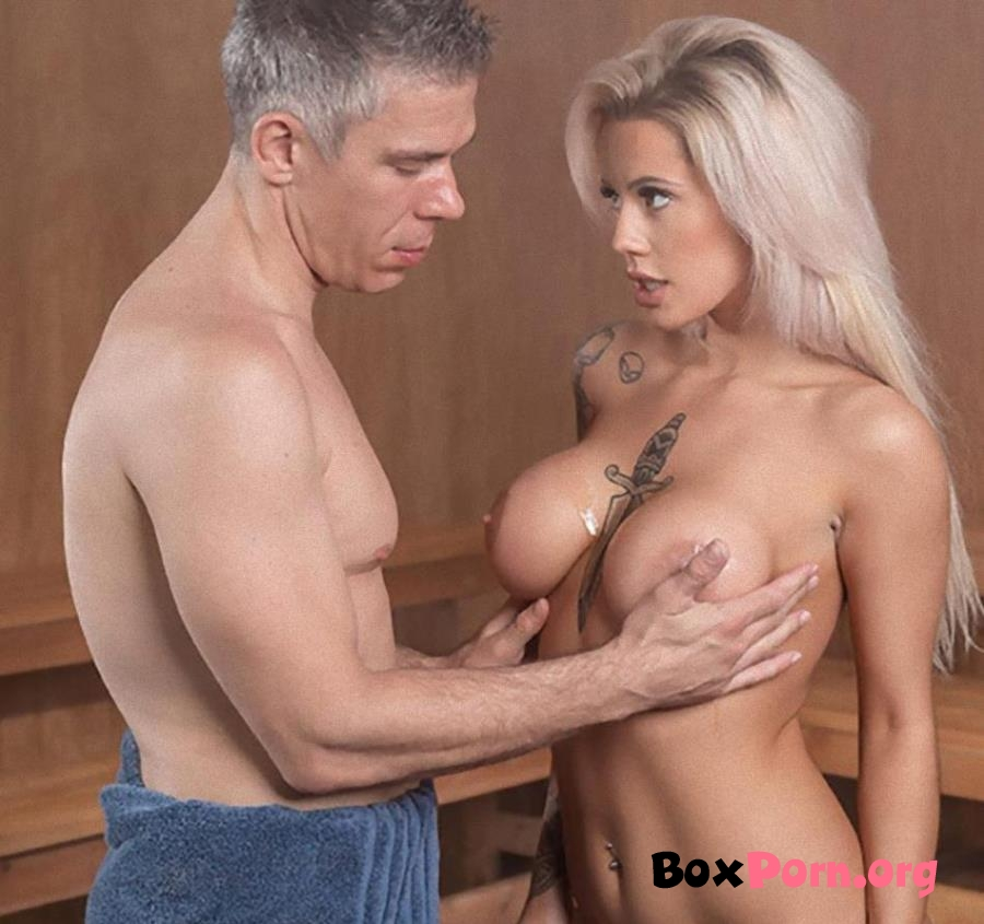 Getting Hot In The Sauna - Luna Skye (2019 | SD | Brazzers, BabyGotBoobs)