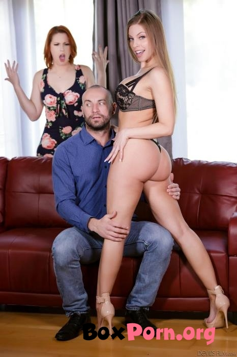 My Husband Brought Home is Mistress 13, Scene 2 - Britney Amber,Edyn Blair (21.04.2019 | FullHD | DevilsFilm)