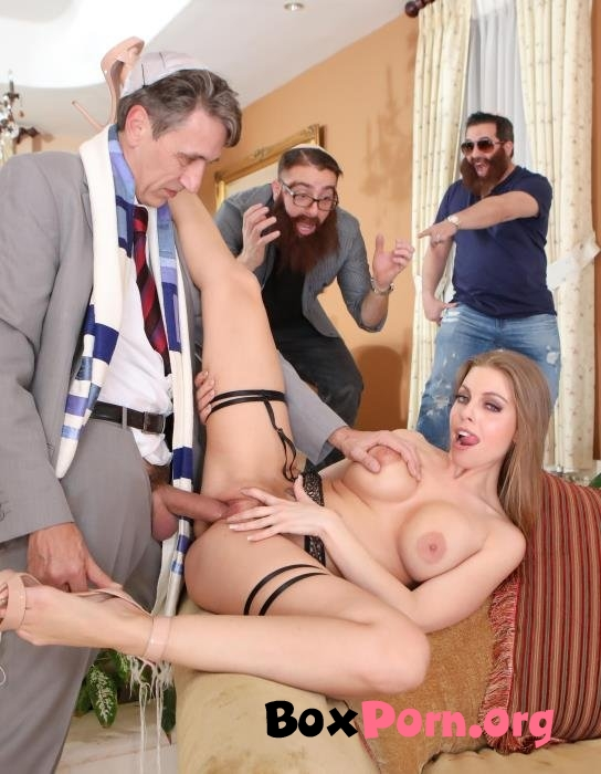 Rabbi Converts Britney With That Hard Cock - Britney Amber (29.05.2019 | FullHD | Cucked)